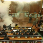 Tear Gas in Parliament: The Political Elite Crisis in Kosovo