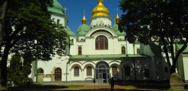 Kirchen und Politik in der Ukraine