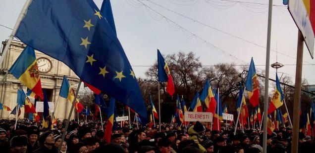 Vom Protestführer zum Bürgermeister: Die späten Konsequenzen der Proteste in Moldawien
