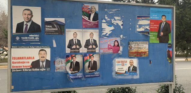 Azerbaijan's Snap Parliamentary Election: One Step Forward, Two Steps Back