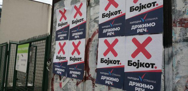 Die serbischen Parlamentswahlen 2020 als Dystopie zu den Hoffnungen von 2000