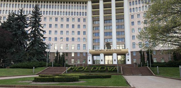 Gelb ist die Hoffnung. Die Republik Moldau hat gewählt